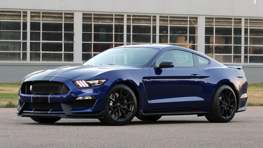 First Drive: 2016 Ford Shelby GT350 Mustang