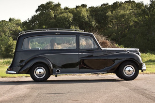 Imagine Owning John Lennon's Austin Princess