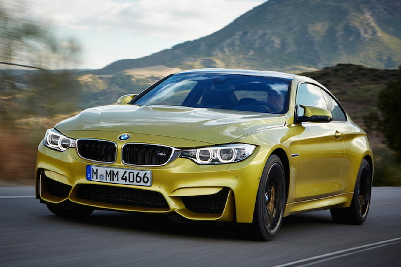 The US Might Be Getting a BMW M4 GTS
