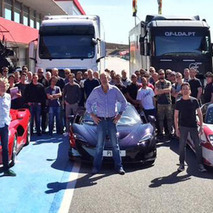 Ex-'Top Gear' Trio Kicking Off New Show With a Hypercar Battle