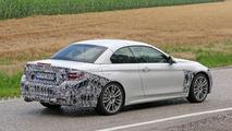 Makyajlı BMW 4 Serisi Convertible casus fotoğrafları
