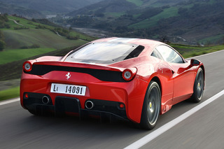 Ferrari 458 Could Get a Twin-Turbo V8 Next Year