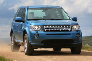 Land Rover Freelander to Continue Life Under Tata Nameplate