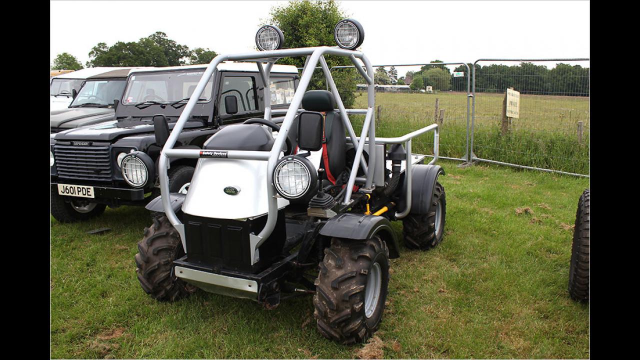 Farmer`s Friend Concept Vehicle (1999)