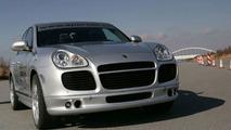 Sportec SUV SP600M Porsche Cayenne