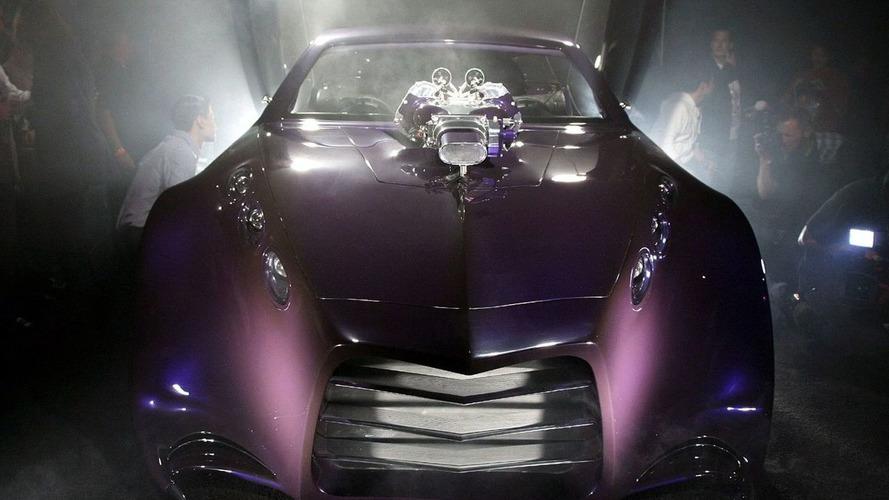 Pimp my Ride Body Shop Galpin Auto Sports Reveals Scythe Concept for SEMA