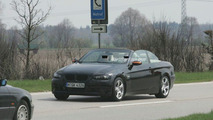 BMW 3 Series Coupe Cabrio spy photos