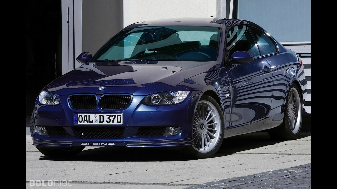 Alpina BMW D3 Bi-Turbo photo