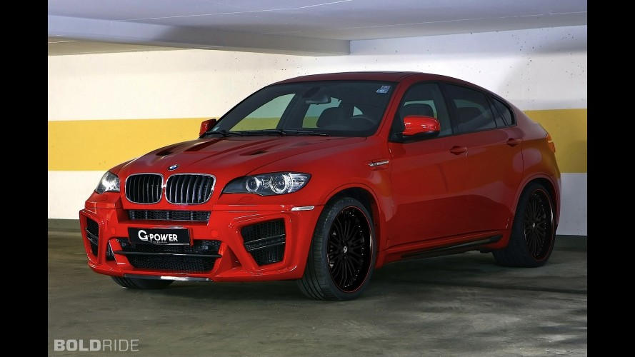 G-Power BMW X6 M Typhoon S