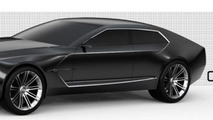 Cadillac C-Ville envisioned