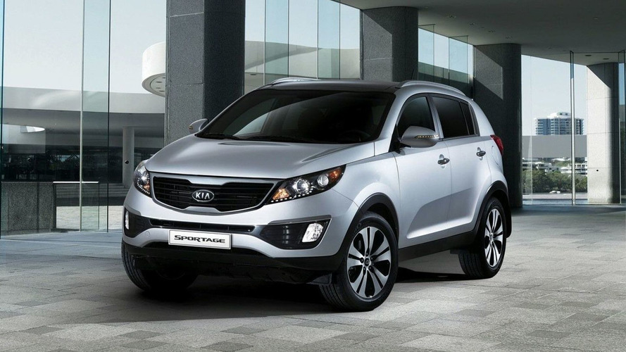 All-New 2011 Kia Sportage Revealed - Debut in Geneva