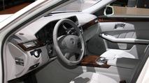 Mercedes E Class Sedan in Geneva