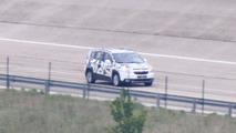2011 Chevrolet Orlando spy photos - 10.05.2010