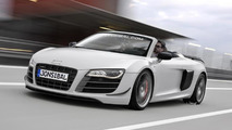 Audi R8 GT Spyder Rendered