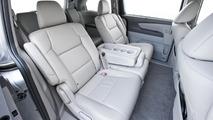 2011 Honda Odyssey Touring Elite minivan