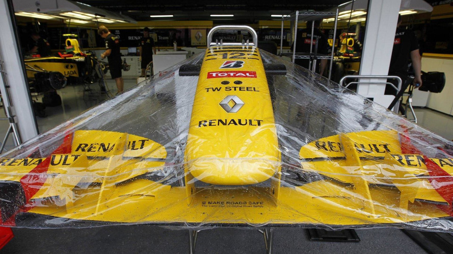 Renault to upgrade F1 wind tunnel