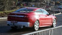 Jaguar XF-R Spied Just Ahead of Probable Detroit Debut