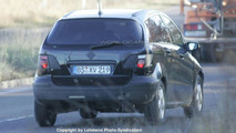 SPY PHOTOS: Mercedes B-Class Facelift