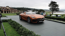 BMW Z4 Concept ao vivo em Pebble Beach