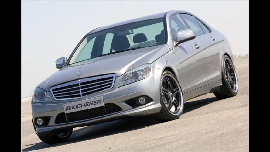 Tuningprogramm für Mercedes C-Klasse von Kicherer
