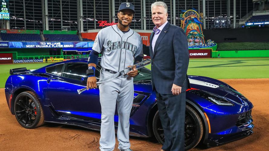 All-Star Game MVP Robinson Cano Gets Corvette Grand Sport
