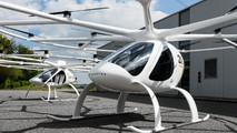 Volocopter test flight