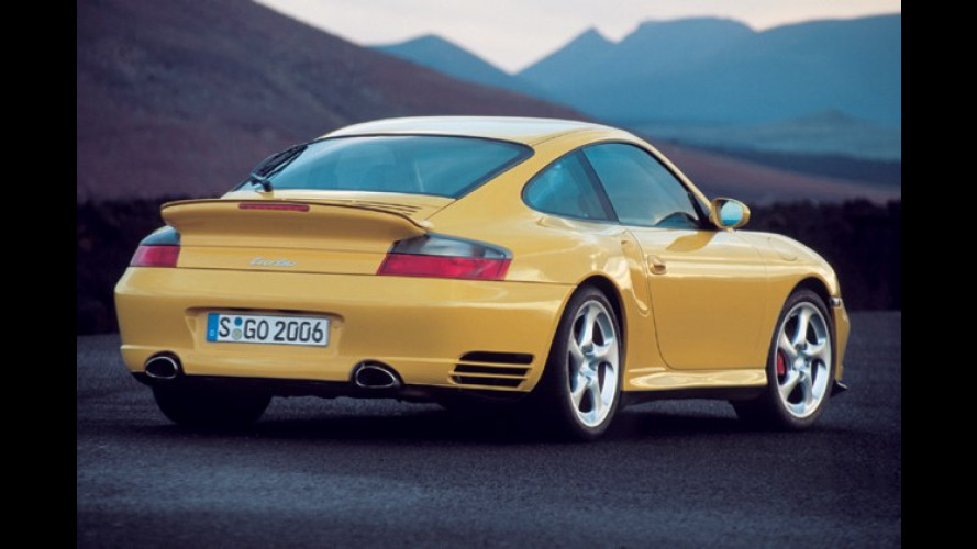 Porsche 911 Turbo: Erster aufgeladener Benziner mit VTG