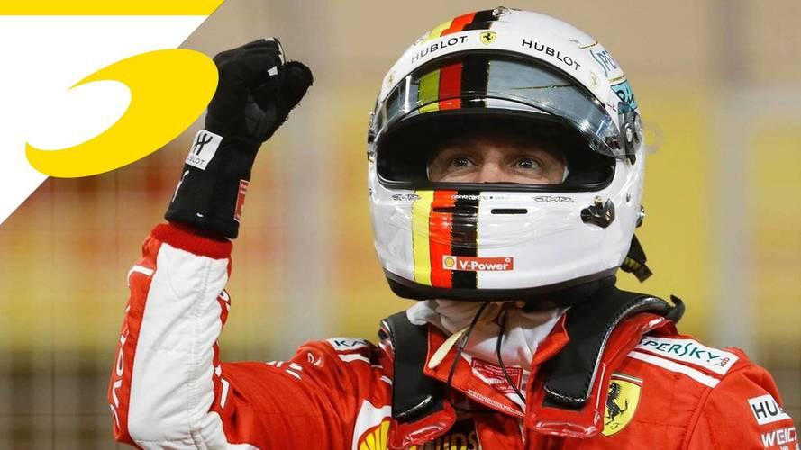 """Vettel: """"Vincere così ha un sapore bellissimo"""
