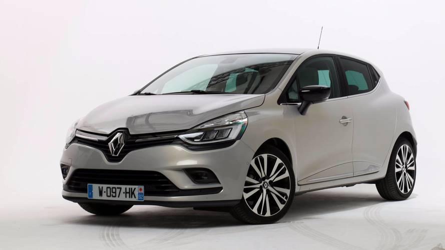 Yeni Renault Clio, Paris Otomobil Fuarı'nda görünecek
