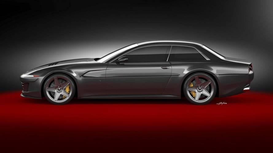 Ares Design Project Pony, ou la résurrection de la Ferrari 412