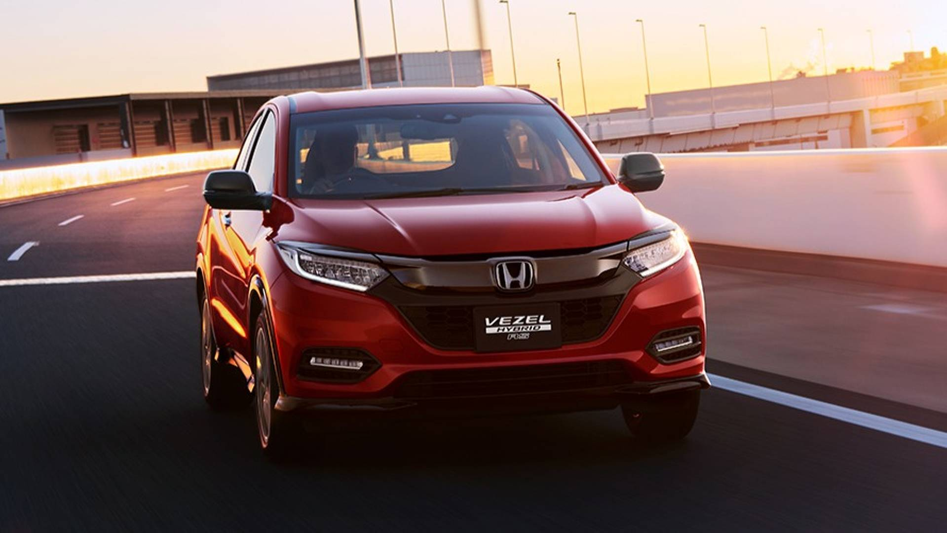 Novo Honda HR-V
