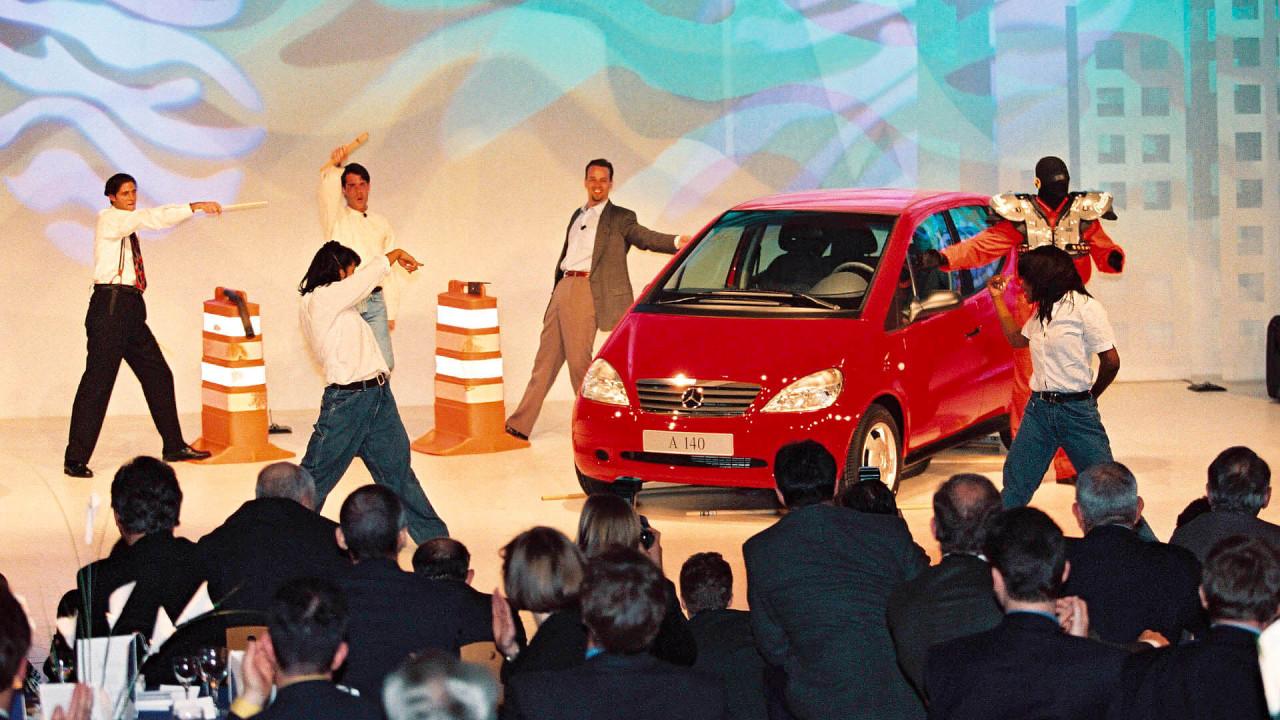 Mercedes A-Klasse: Hier ist der Neue!