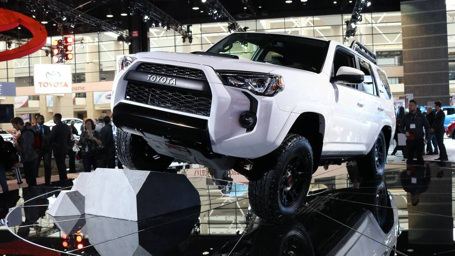 2017 Toyota 4runner Trd Pro For Sale >> 2019 Toyota Tacoma, Tundra, And 4Runner TRD Pro | Motor1.com Photos