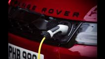 Range Rover Sport PHEV, record in Cina