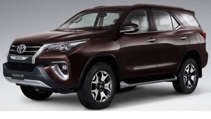 Toyota SW4 terá inédita versão Diamond, com mimos (e preço) extras