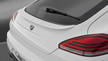 Caractere Exclusive updates the facelifted Porsche Panamera