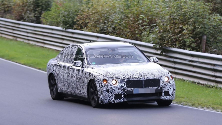 BMW Chairman says the 2015 7-Series will set an example in terms of weight reduction