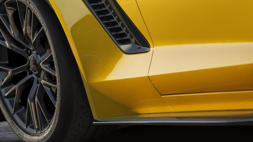2015 Corvette Z06 teased, could have 600 bhp