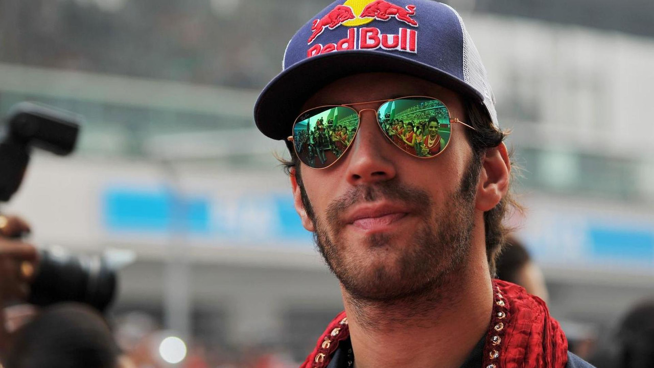 Jean-Eric Vergne (FRA) 27.10.2013 Indian Grand Prix