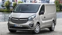 2014 Opel Vivaro