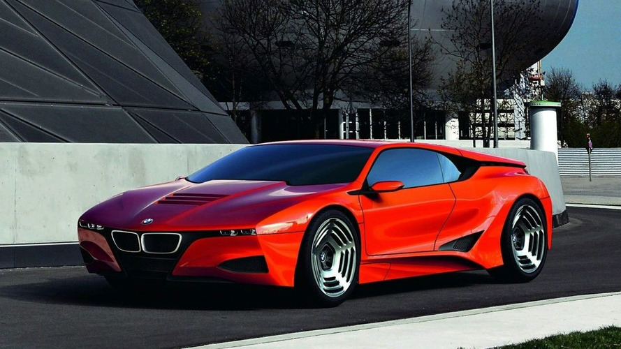 BMW Announce New Green Sports Car Concept for Frankfurt