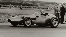 Aston Martin DBR4 1959 formula one race car