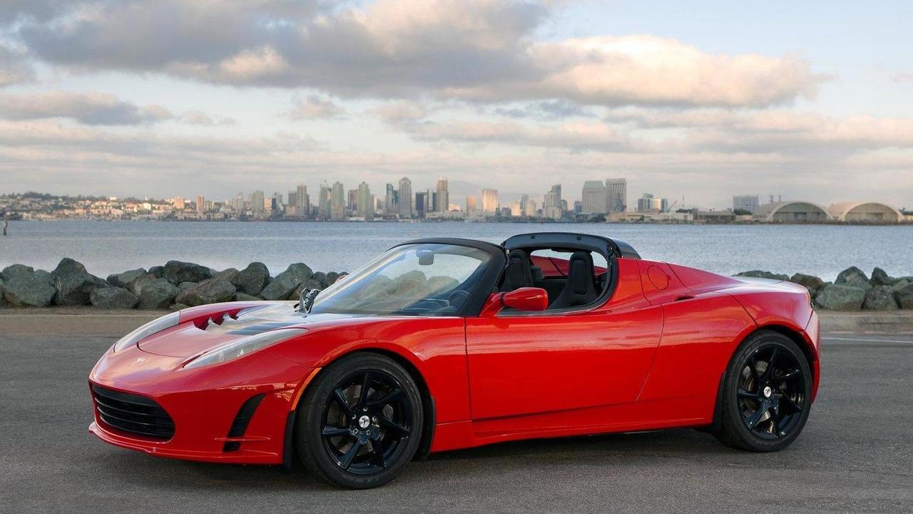 Tesla Roadster 2.5, 01.07.2010