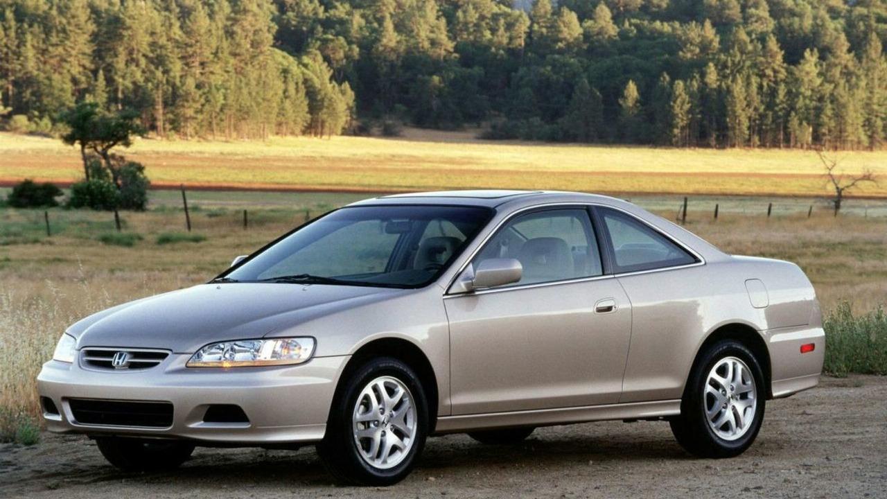 2001 Honda Accord EX - 10.02.2010