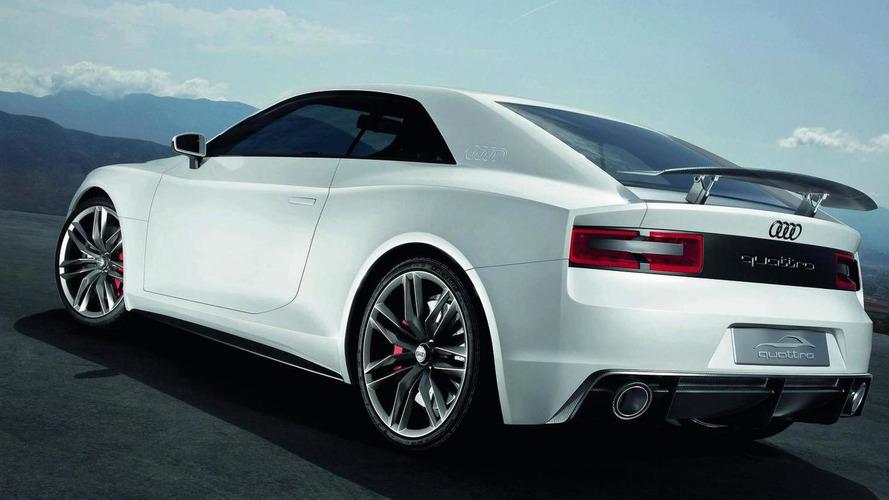 Audi Quattro coming in 2015 - report