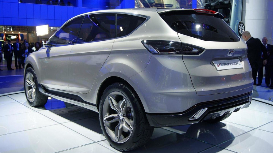 2013 Ford Escape confirmed for L.A. debut, will have EcoBoost engines