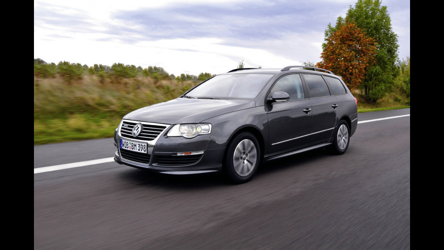 Volkswagen Passat model year 2010