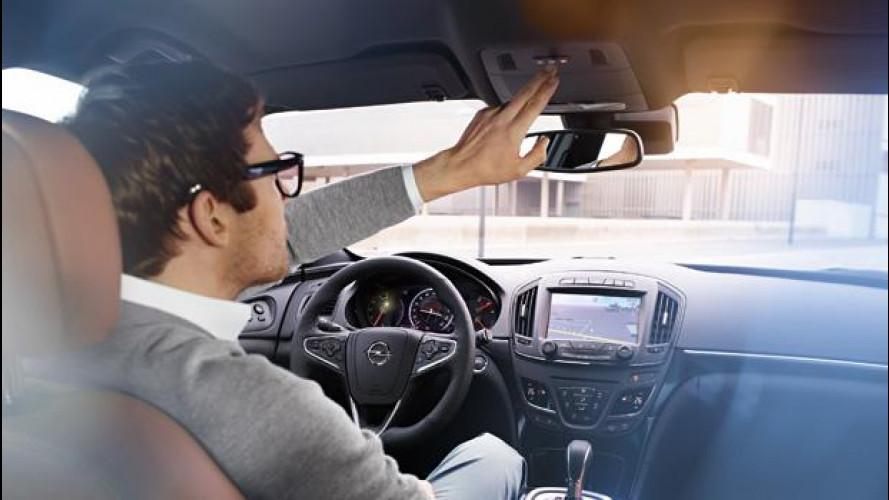 Opel OnStar: tanti servizi, un solo pulsante