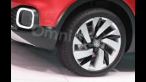 Volkswagen Mini SUV, il rendering 005