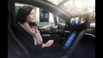I componenti Bosch per la guida autonoma